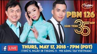 Livestream với Chí Tài, Hà Thanh Xuân, Lê Anh Tuấn - May 17, 2018