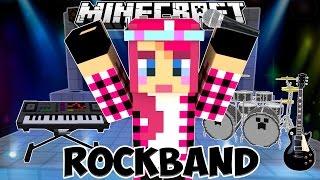 Lets Build A Rock Band! Build Battle! | Amy Lee33