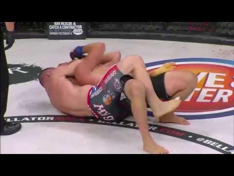 Bellator MMA Brandon Halsey Marcin Held Bubba Jenkins  Mike Richman Score Wins