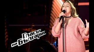 Паулина Горанов | Love On The Brain - Гласът на България 4 – Кастинги (12.03.2017)