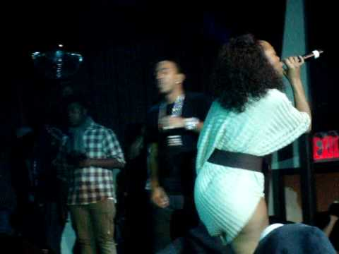 Ludacris  Highline Ballroom.. W  Shawna Is She Making Her Booty Clap On Stage. ?? video