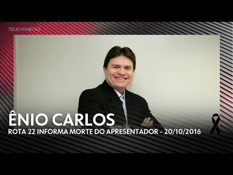 "[HD] ""Rota 22"" noticiando a morte de Ênio Carlos (20/10/2016) thumbnail"