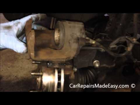 Ford Escape Front Brake Pads
