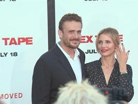 Cameron Diaz and Jason Segel