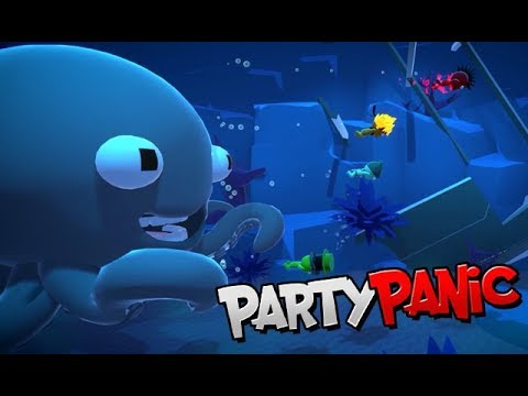PARTY PANIC - Swimming with the Fishes...