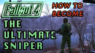 The ULTIMATE SNIPER (Perk Build Guide) | Fallout 4