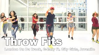 Throw Fits - London On Da Track, G-Eazy ft. City Girls, Juvenile / Easy Dance Choreography / WZS
