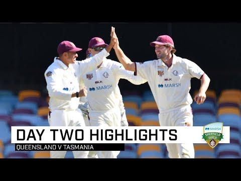 Bulls stampede ahead after another day of dominance | Marsh Sheffield Shield 2019-20