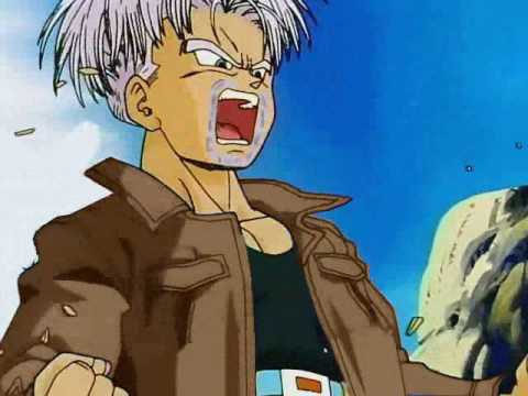 Dragon Ball AF Trunks ssj4 AMV
