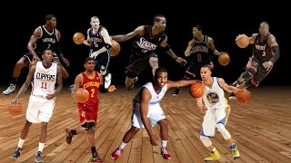 NBA Best Crossover/Ankle Breaker By Year (1995-2016)