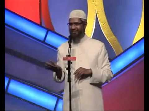 ZAKIR NAIK KI GUSTAKHIYAN  2012 ?????