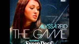 alyssa reid feat snoop dogg-The game