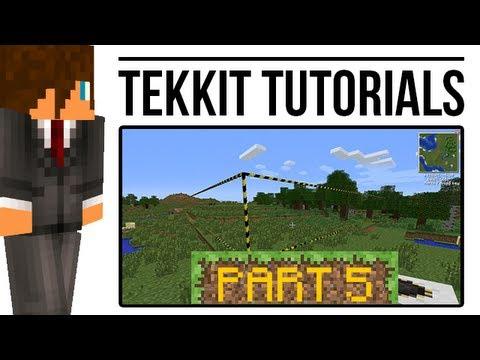 Tekkit Tutorial: Landmarks (BuildCraft)