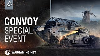 World of Tanks - 100 Years of Tanks: Convoy Special Event