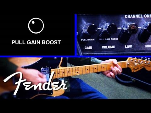 Fender Machete Amp Special Features Demo