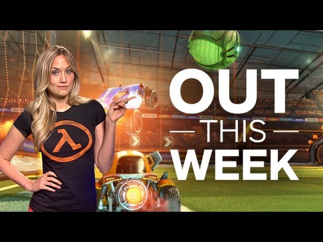 Rocket League, The Red Solstice, and More! - IGN Daily Fix
