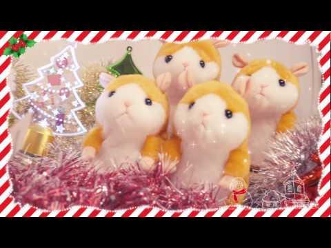Chuột Hamster biết nói TAKARA TOMY A.R.T.S Mimicry Pet