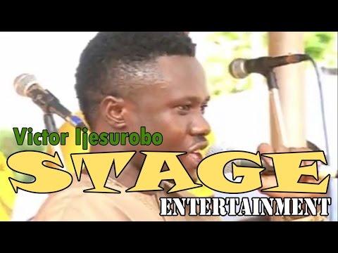 Victor Ijesurobo In Stage Entertainment - Edo Music Video