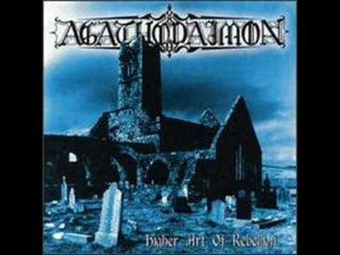 Agathodaimon - Tongue of Thorns