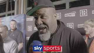 """HE'S GOING TO CHOP HIM UP!"" 