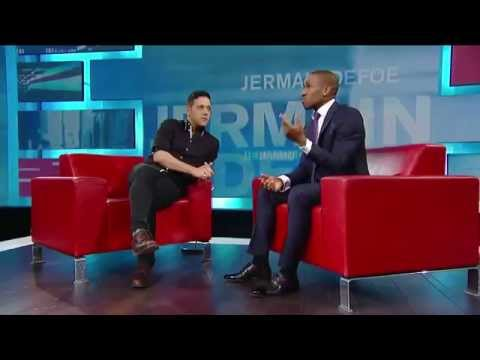 Jermain Defoe on George Stroumboulopoulos Tonight: INTERVIEW