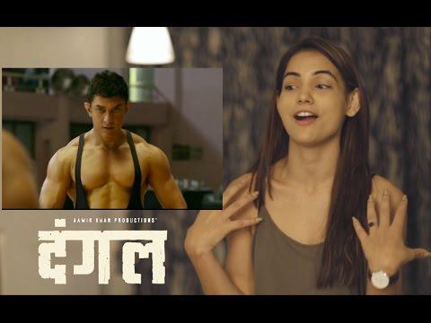 Dangal   Official Trailer Reaction & Discussion Video   Aamir Khan   In Cinemas Dec 23, 2016 thumbnail