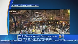 Disney Shows Off Pictures Of Pandora
