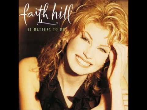 Faith Hill - A Man