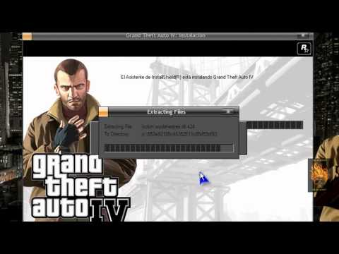 descargar e instalar GTA IV FULL