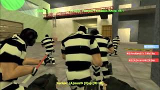Cs 1.6 - Un dia en la carcel (Loquendo - AsheDè :v)