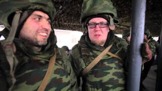День 3 - Большой тест-драйв в армии - Батарея Стиллавина