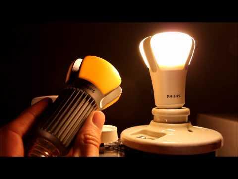 World's Most Efficient Light Bulb - Philips L-Prize LED Bulb Review
