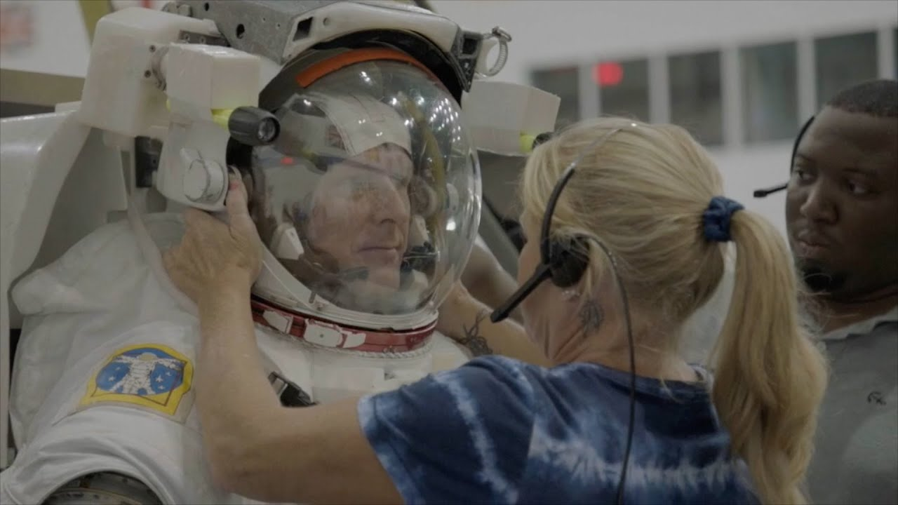 Tim's video diary: Underwater spacewalker - Tim Peake: How to be an Astronaut - BBC Two