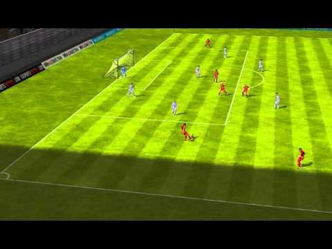 FIFA 14 Android - Fashickton VS Perth Glory