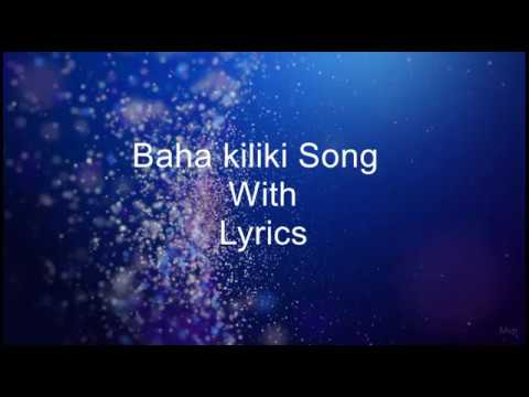 Baha Kilikki Song With Lyrics | Tribute To Team  Bahubali