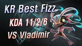 KR Best Fizz VS Vladimir S8 KR Challenger Match