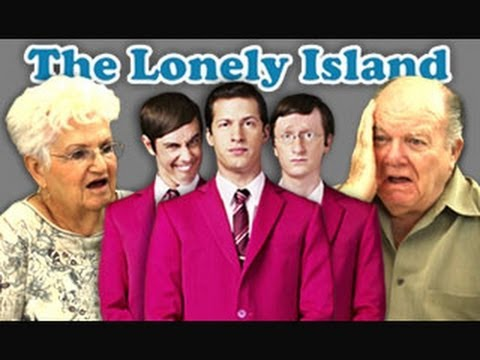 Elders React To The Lonely Island video