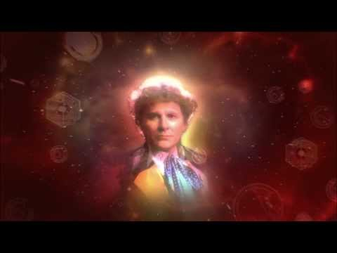 Doctor Who | 50th Anniversary Title Sequence (corrected Music) - Hd video