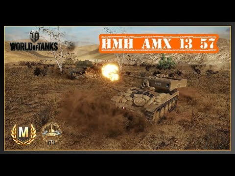 World of Tanks // HMH: AMX 13 57 // Ace Tanker // High Caliber // Xbox One