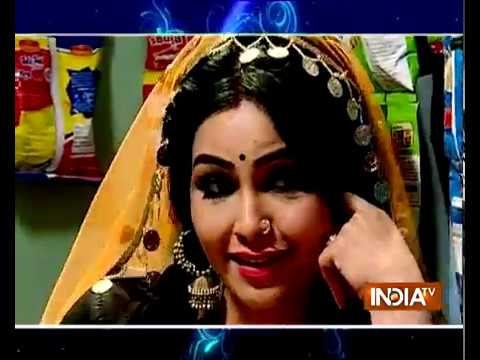 Angoori Bhabhi turns Panwali for Vibhuti Narayan