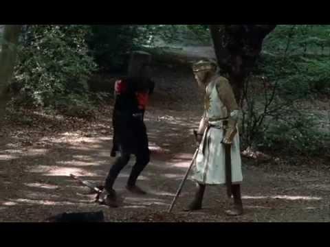 Monty Python - The Black Knight - Tis But A Scratch