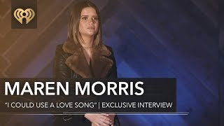 """Download Lagu Maren Morris Thought Of """"I Could Use A Love Song"""" In A Bar Gratis STAFABAND"""