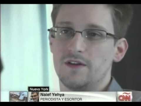 2013 07 01 Aristegui - El caso de Edward Snowden + 1