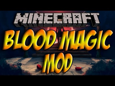 Minecraft 1.7.10 - Como Instalar BLOOD MAGIC MOD 1/2 - ESPAÑOL [HD] 1080p Spotlight