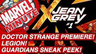 Doctor Strange! Legion! Guardians! - Marvel Minute 2016
