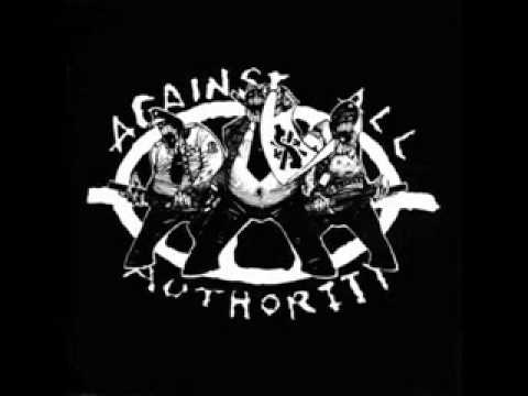 Against All Authority - Stuck In A Rut
