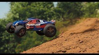 Traxxas Rustler great leap
