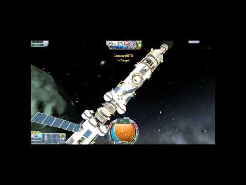 """""""Minmus On A Budget - Conclusion,"""" episode 9 of Cheapo Space Program"""