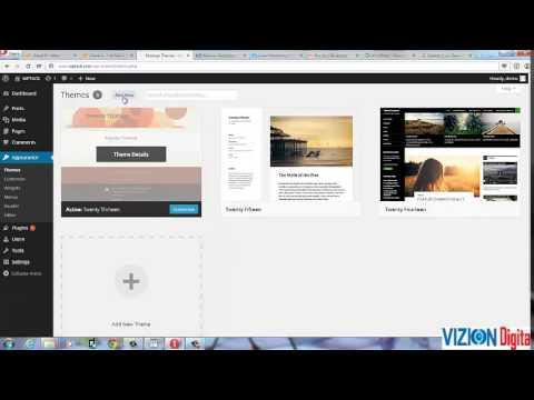 Como crear  un sitio web de $3,000 en wordpress paso a paso con $21.00 dolares