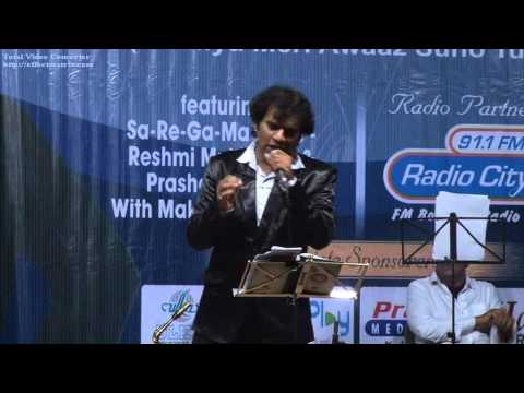 Prashant Naseri sings DHANNO KI ANKHON rare song of RD BURMAN...